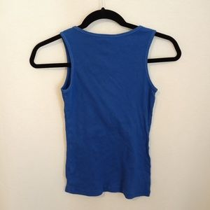 Justice tank top size 12